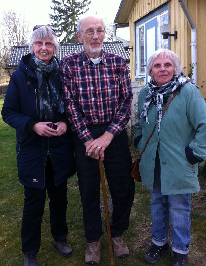 Birgitta, Paul och Agneta