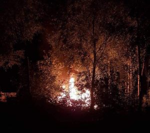 Grannsamverkan med anledning av bränder